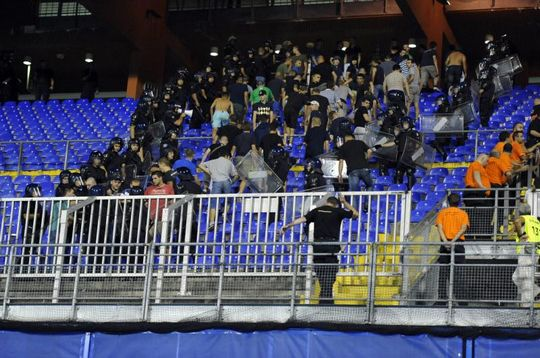 GNK Dinamo - FC Sheriff Tiraspol