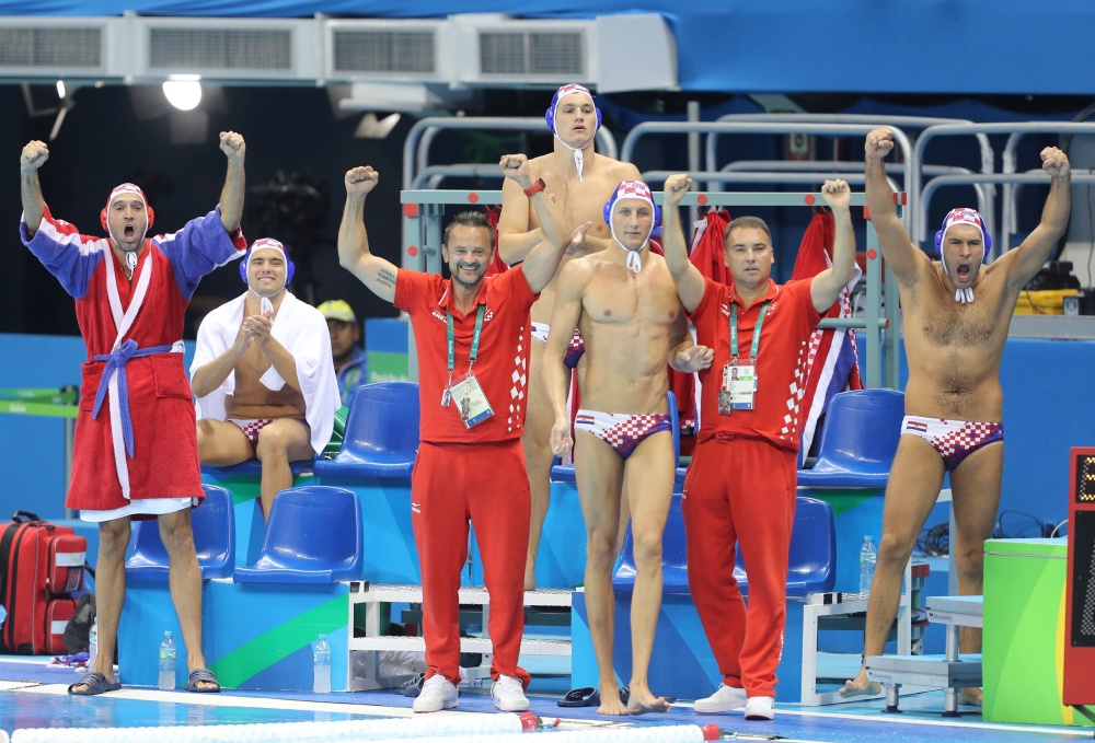 Olympic Games 2016 Water Polo