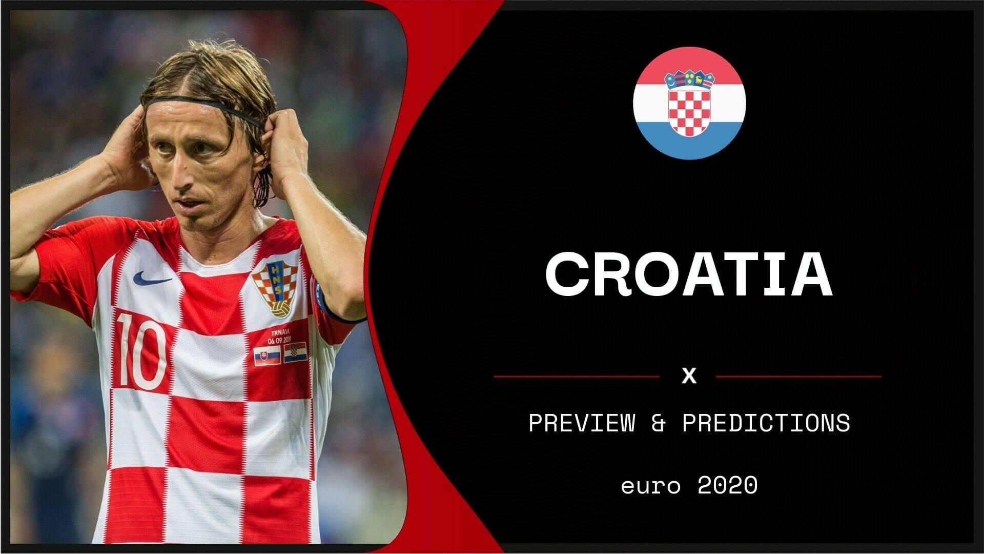 CroatianSports.com's Predictions For EURO 2021: 9 Burning Questions