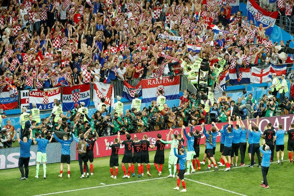 Croatia Have Never Lost The 2nd Match Of Any Tournament...Ever