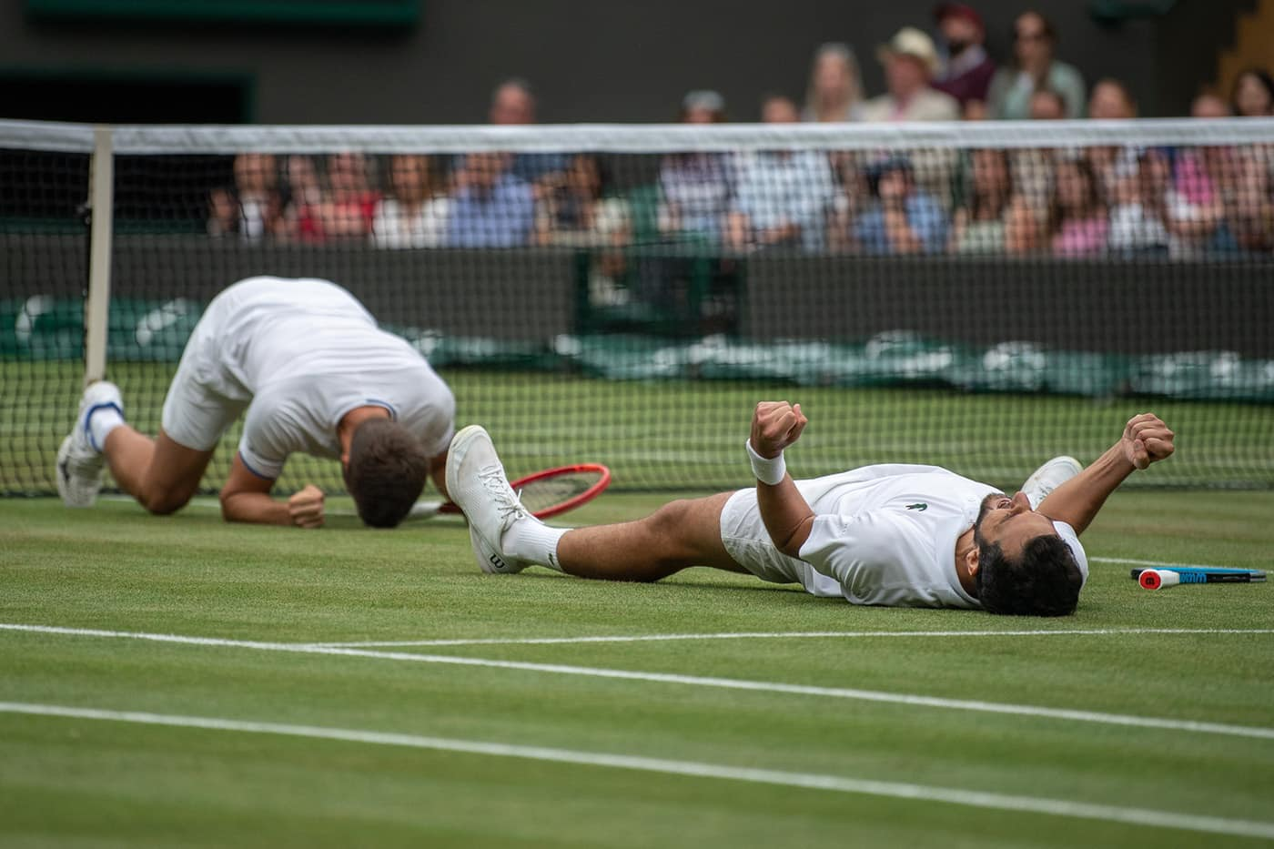 Pavić/Mektić 1st All-Croatian Doubles Team To Win Grand Slam As They Take Wimbledon Crown