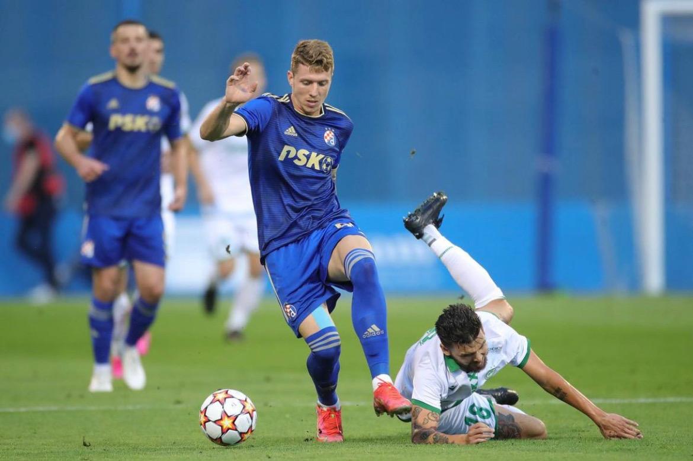 Dinamo Handle Omonia 2-0 In 1st Leg of CL Qualifying