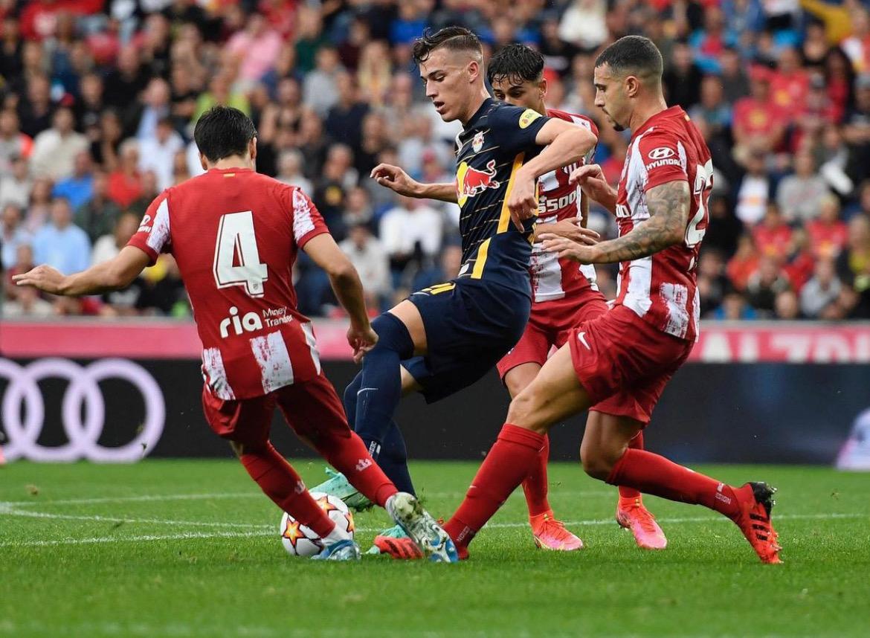 Sučić Shines In Atletico Madrid Friendly