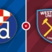 Dinamo Zagreb 0 West Ham United 1 - (50') LIVE! - Europa League