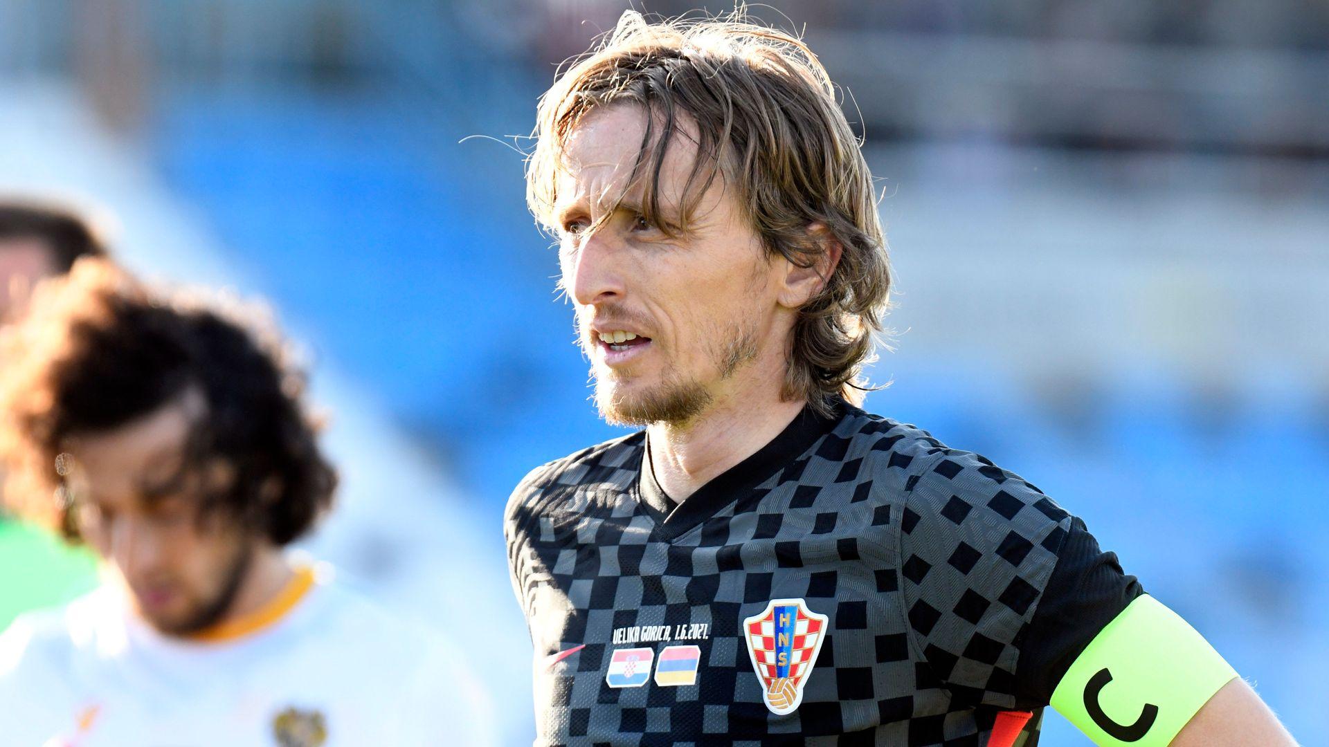 Modrić, Budimir Officially Ruled Out For Slovenia Clash Tuesday