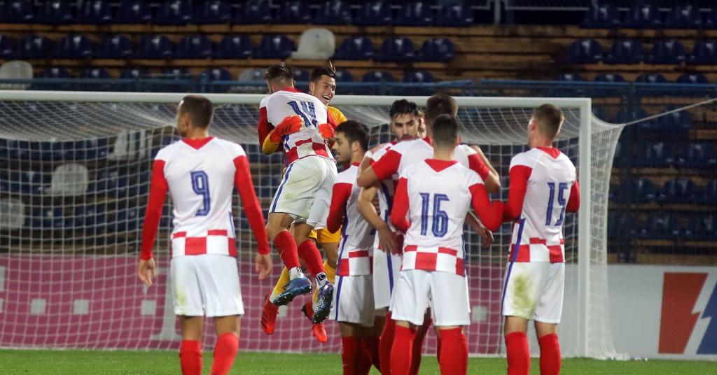 Mladi Vatreni Win Again; Roko Šimić On Absolute Fire!