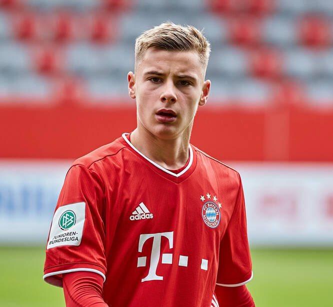 Gabriel Vidović: Bayern Munich's Newest Gem